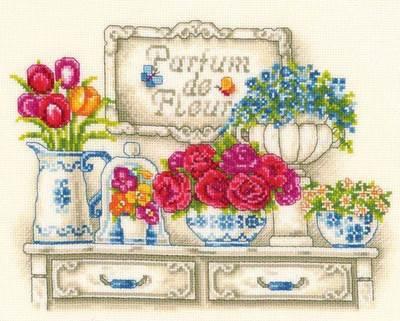 Изображение Цветочный аромат (Floral Scent)