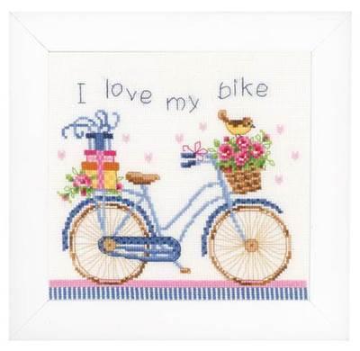 Изображение Мой любимый велосипед