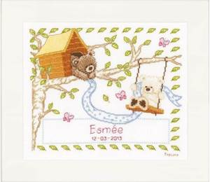 Изображение В хижине на дереве Метрика (Popcorn's Tree House)