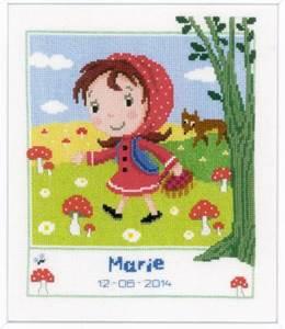 Изображение Красная шапочка (Red Riding Hood)