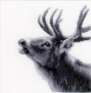 Изображение Ревущий олень (Roaring Deer)