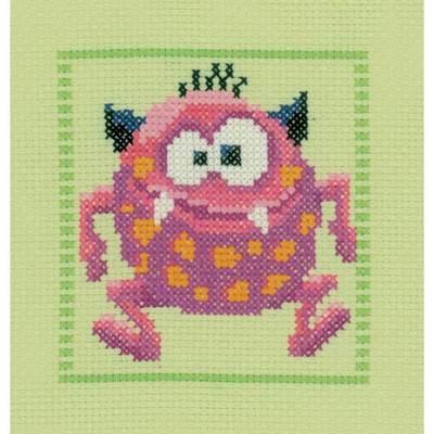 Изображение Розовый монстр (Pink Monster)