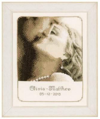 Изображение Клятва, скрепленная поцелуем Метрика