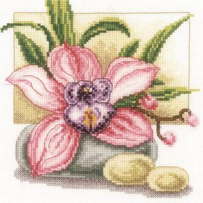 Изображение Розовая орхидея (Pink Orchid)