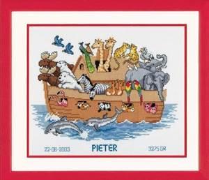 Изображение Ноев ковчег (метрика)