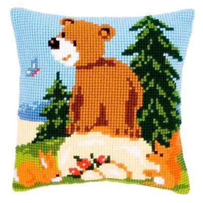 Изображение Гризли (подушка) (Grizzly Bear)