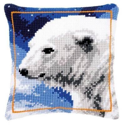 Изображение Полярный медведь (подушка)