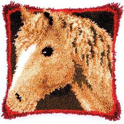 Изображение Моя любимая лошадь (подушка)