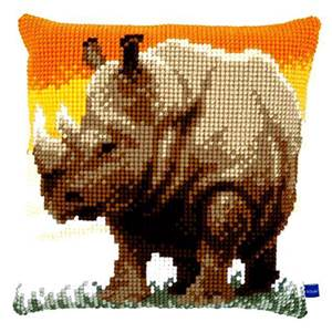 Изображение Африканский носорог (подушка)