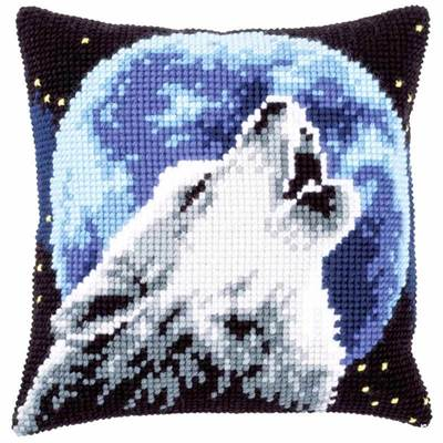 Изображение Волк (подушка) (Wolf)