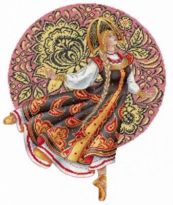 Изображение Русские традиции. Хохлома