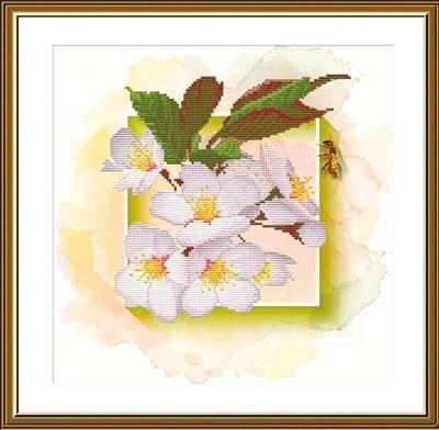 Изображение Фруктовый сад. Слива