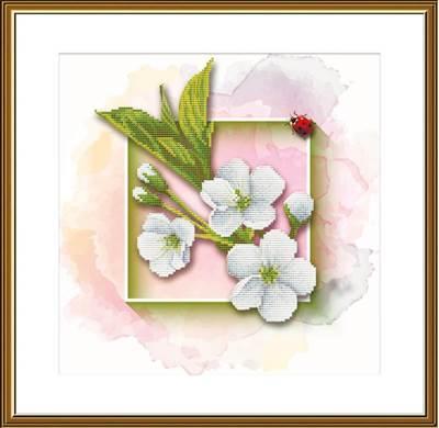 Изображение Фруктовый сад. Яблоня