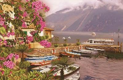 Изображение Озеро Гарда