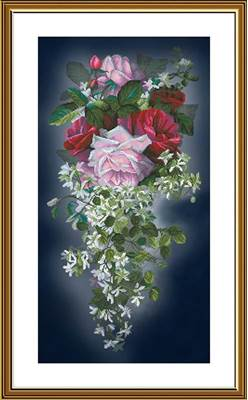 Изображение Цветочный каскад