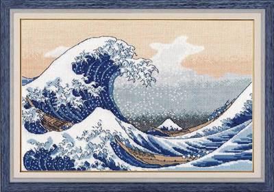 Изображение Большая волна в Канагаве