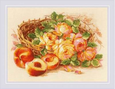 Изображение Сочный персик