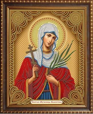Изображение Икона Святая Мученица Валентина