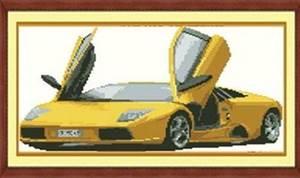 Изображение Жёлтая машина