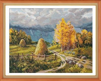 Изображение Осенняя гроза