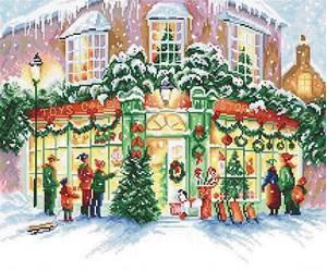 Изображение Рождественский магазин (Christmas Shop)