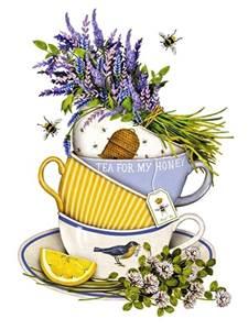 Изображение Чайный натюрморт