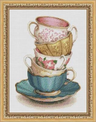 Изображение Коллекция чашек