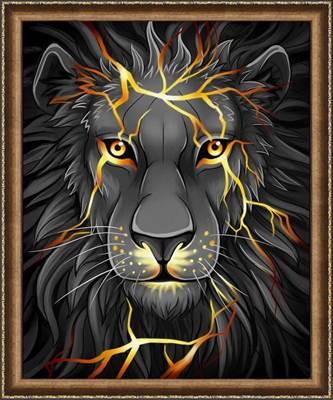 Изображение Лавовый лев
