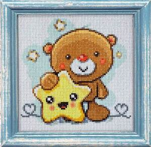 Изображение Медвежонок со звездой