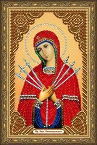 Изображение Богородица Семистрельная