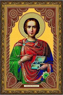 Изображение Святой Великомученик Целитель Пантелеймон