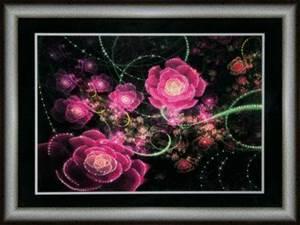 Изображение Розовое сияние