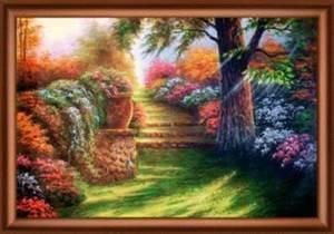 Изображение Дивный сад