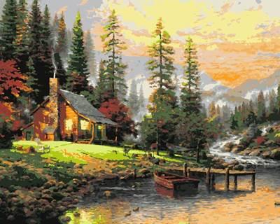 Изображение Дом у реки