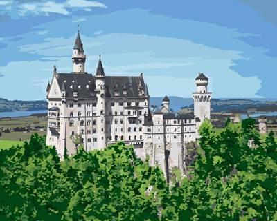 Изображение Замок Нойшванштайн
