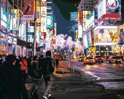 Изображение Вечерний Нью-Йорк
