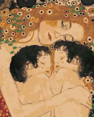 Изображение Мама с детьми