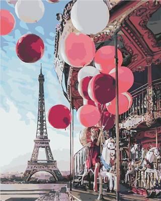 Изображение Парк в Париже