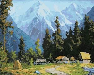 Изображение Деревня в горах