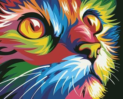 Изображение Радужный кот