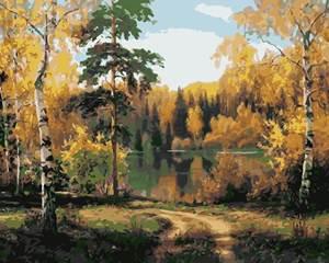 Изображение Ясный лес