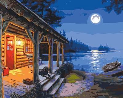 Изображение Ночная рыбалка