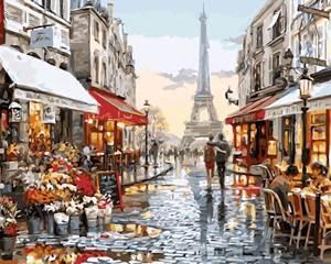Изображение Вечер в Париже