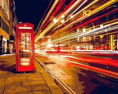 Изображение Ночной Лондон