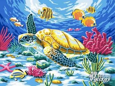Изображение Обитатели морских глубин