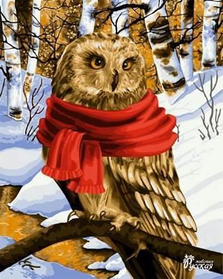 Изображение Теплый шарф
