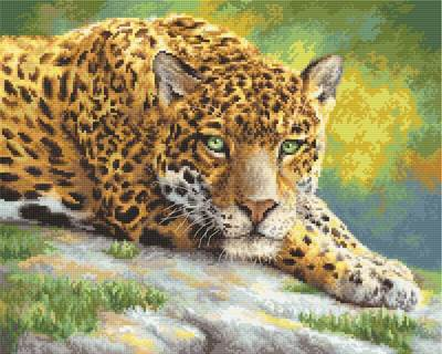 Изображение Мирный Ягуар (Peaceful Jaguar)