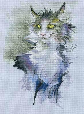 Изображение Не стоит гладить кошку против шерсти