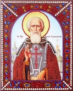 Изображение Святой преподобный Сергий Радонежский