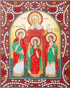 Изображение Вера, Надежда, Любовь и Мать их София